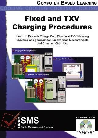 MOD2  /  Fixed and TXV Charging Procedure Software