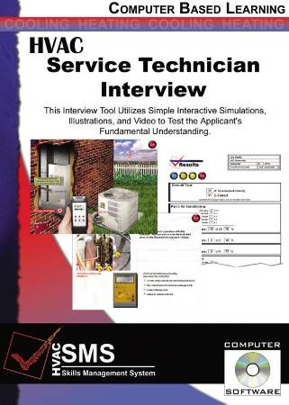 SMSINTERVIEW  /  HVAC Service Technician Interview