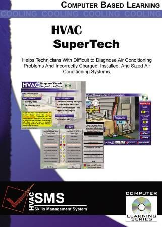 DS-1  /  HVAC Supertech Diagnostic Software
